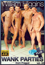 Wank Parties Plus from Prague vol.33 Full HD Gay